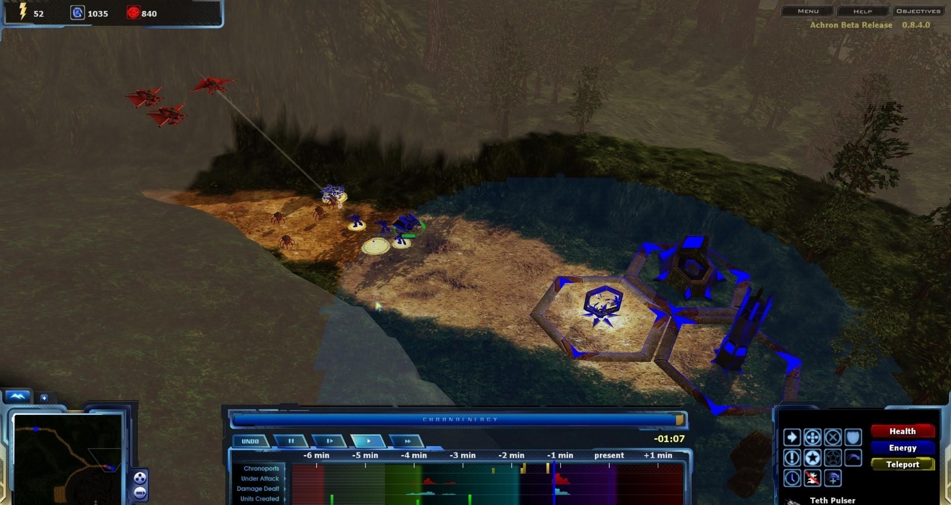 Screenshots For Achron