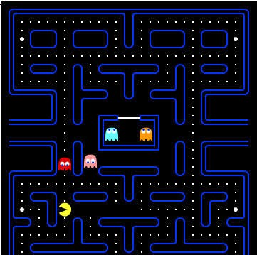 Screenshots - for Pac-man 1.0