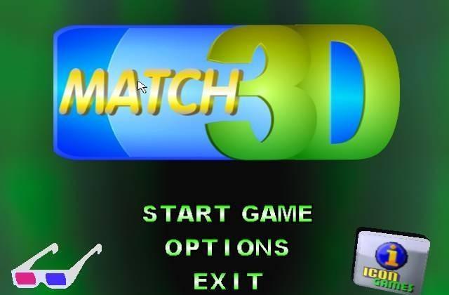 Match3D