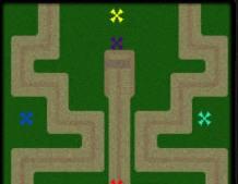 Warcraft Maps: Cren TD