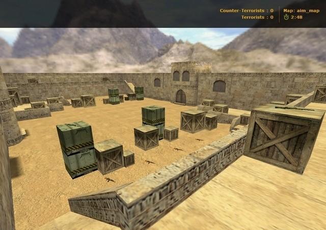 CS Maps: aim_map