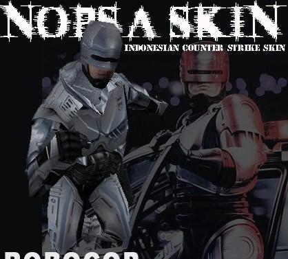 CS Addons: Robocop