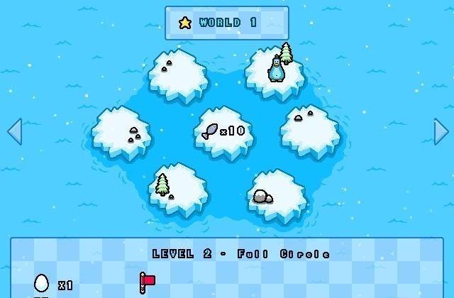 Pingwin polar bowler unlock code