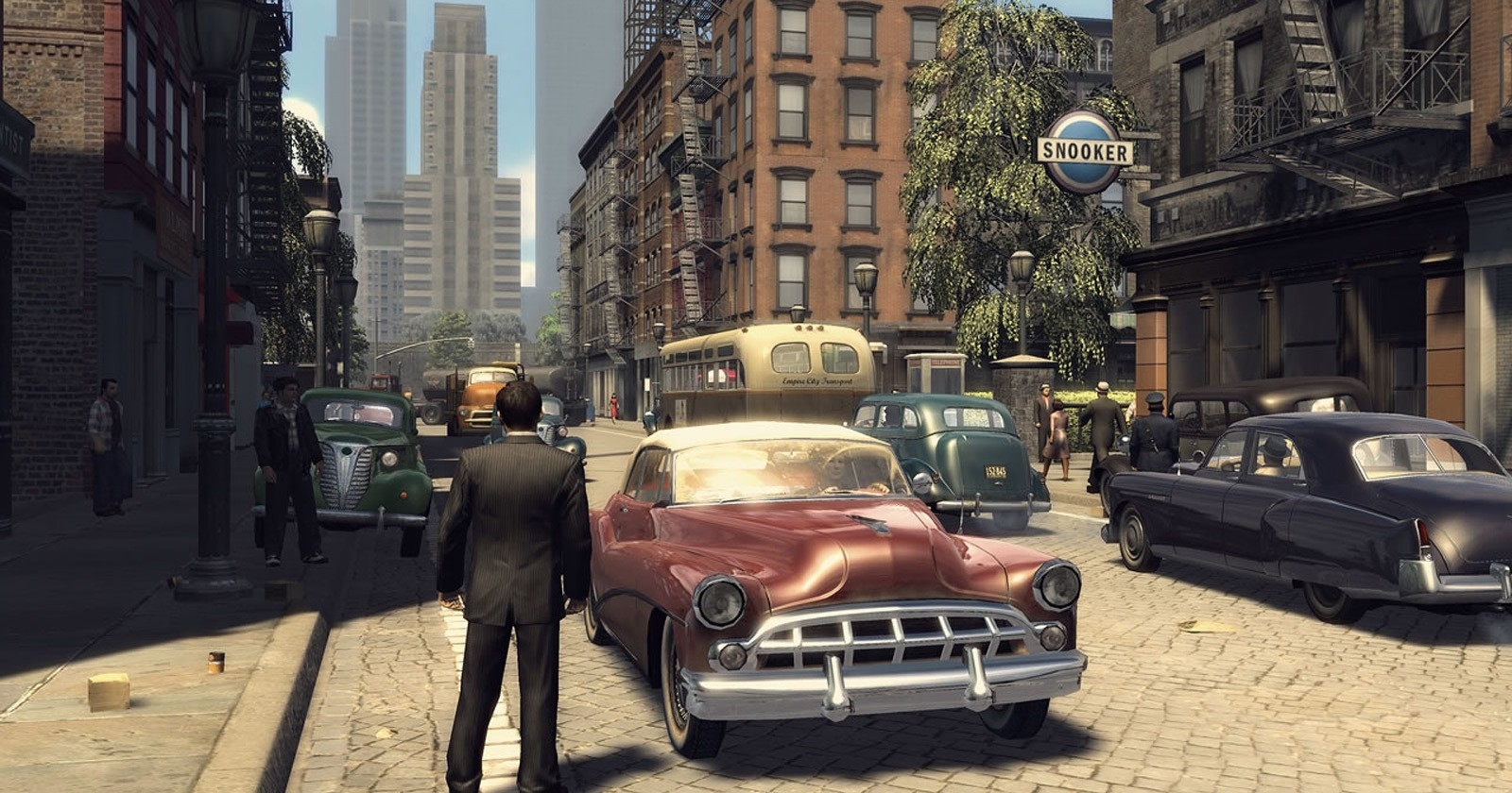 Also see - like Mafia II