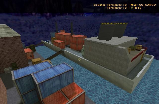 CS Maps: cs_cargo