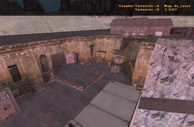 CS Maps: de_coast