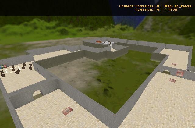 CS Maps: de_konya