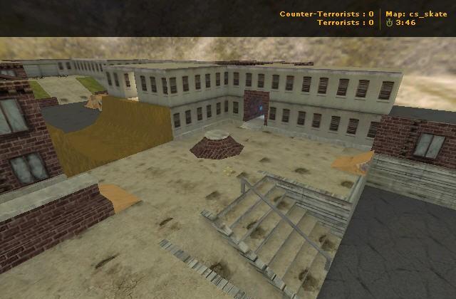 CS Maps: cs_skate