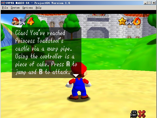project 64 roms download pc