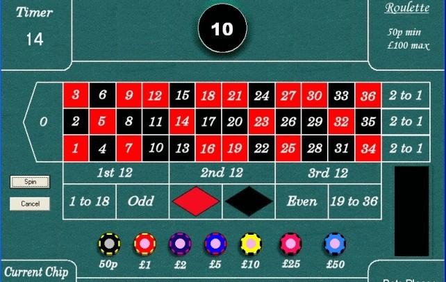Casino secrets roulette