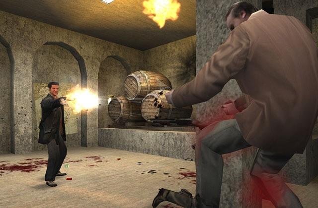 Screenshots For Max Payne