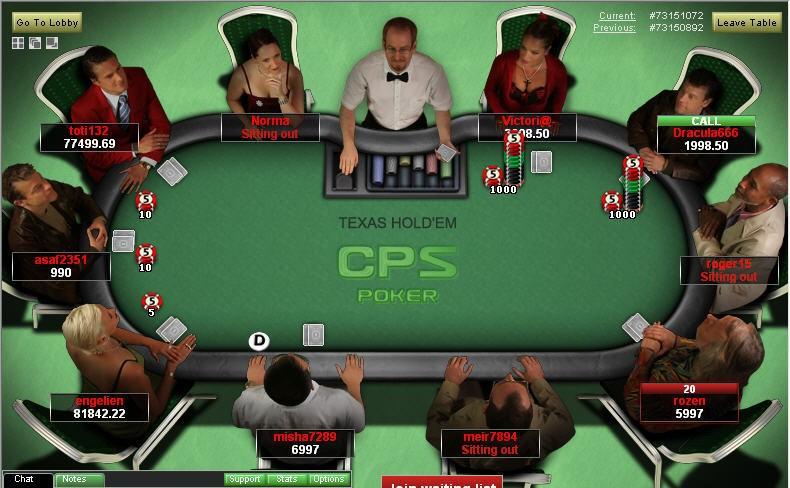 CPS Poker