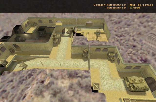 CS Maps: de_savage russian cp sites