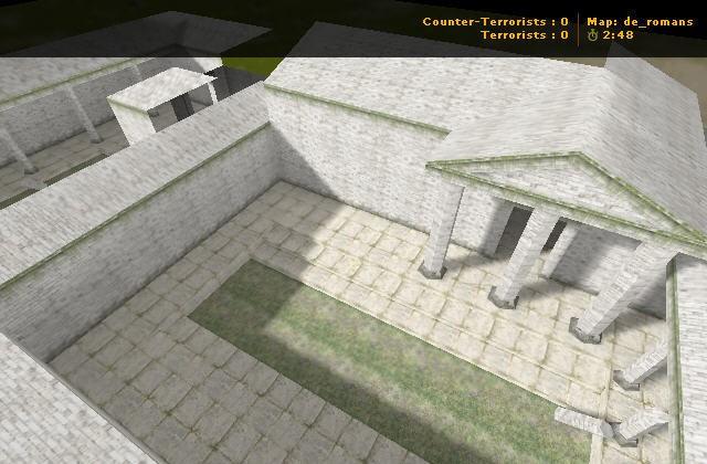 CS Maps: de_romans russian cp sites