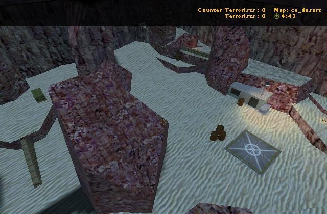 CS Maps: cs_desert