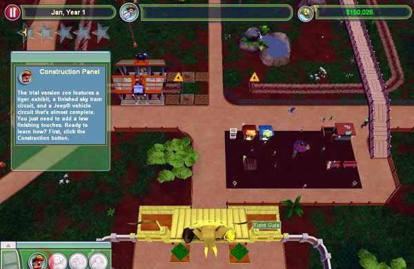 Zoo Tycoon 2 Mac Download Full Game