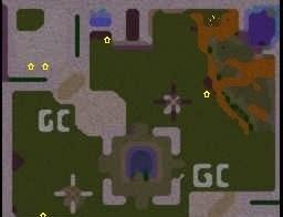 Warcraft Maps: Grand Chase