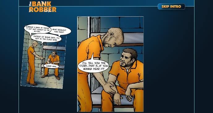 Robber bank youda games