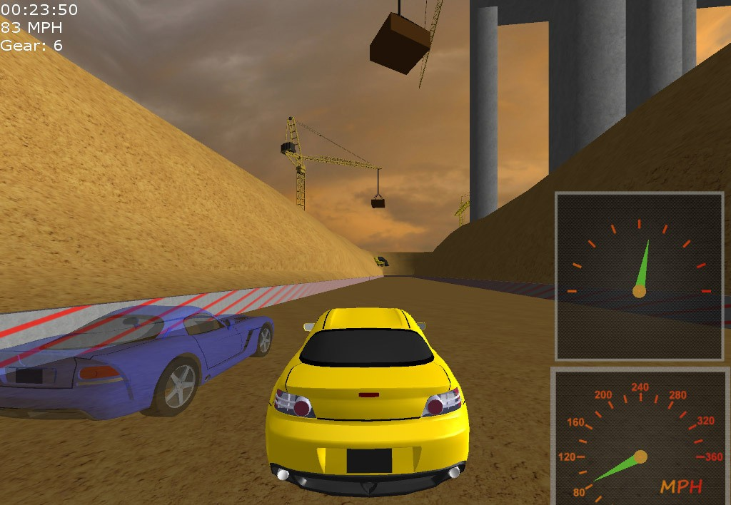 2 player unblocked racing