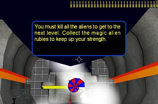 Help! Aliens!