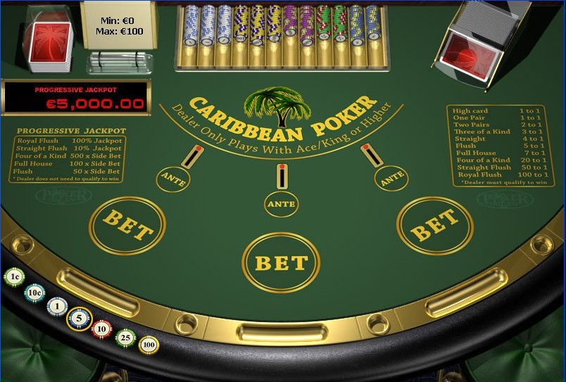 free 5 card poker game download