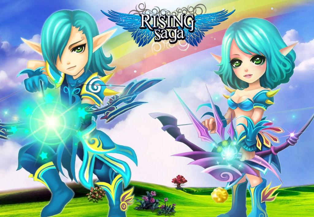 Rising Saga