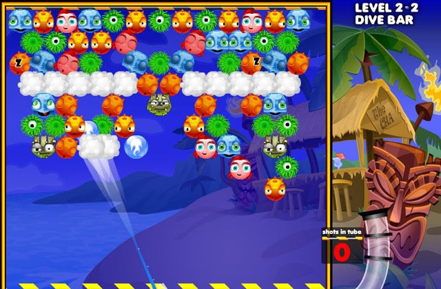 Download free bubble shooter games