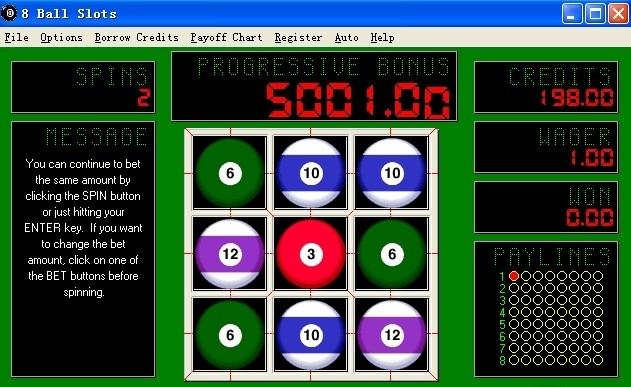 Slots ball