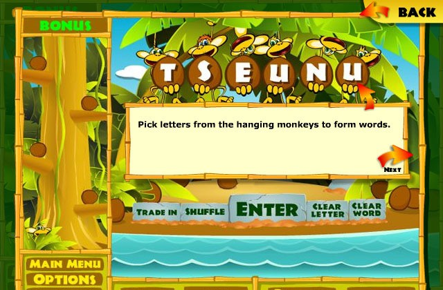 adventure island hard word search puzzles ls island issue word search