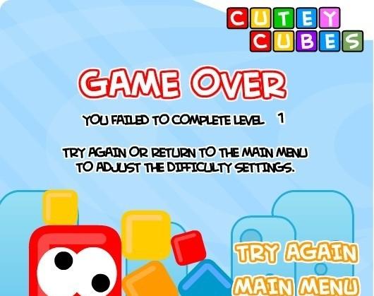 Cutey Cubes Cutey Cubes