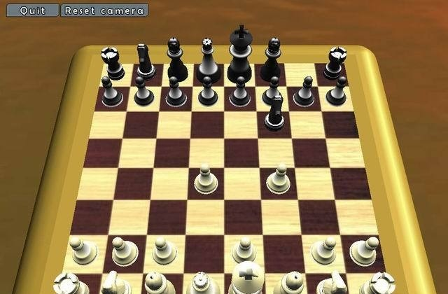 Also see - like pouet chess 2.0