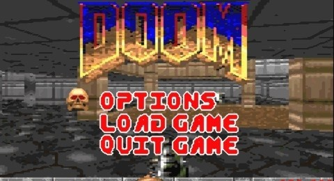Screenshots - for DOOM for GBA