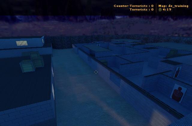 CS Maps: de_training
