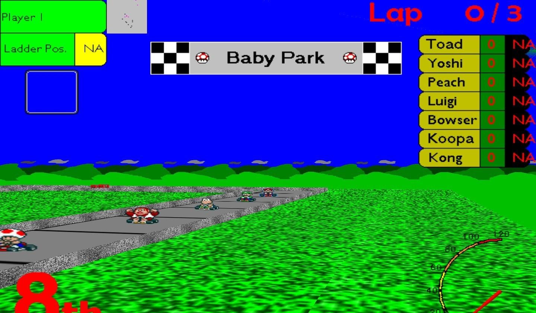 Mario Kart 64 PC Game Free DownloadPC Games Center