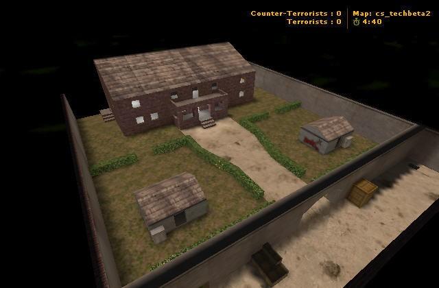 CS Maps: cs_techbeta2