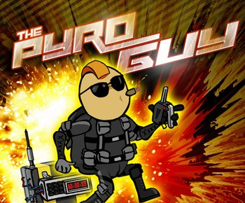 The Pyro Guy
