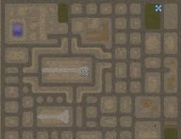 Warcraft Maps: City Defense