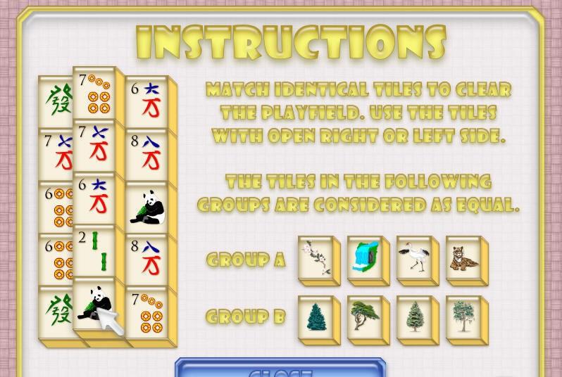 mahjong welt 1