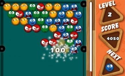 Pool Bubbles