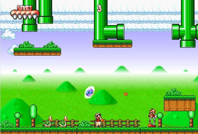 online mario games