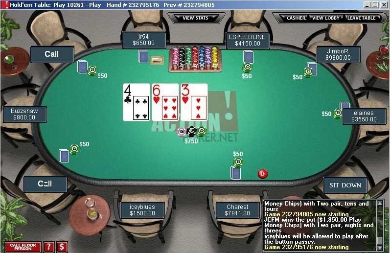 Action Poker