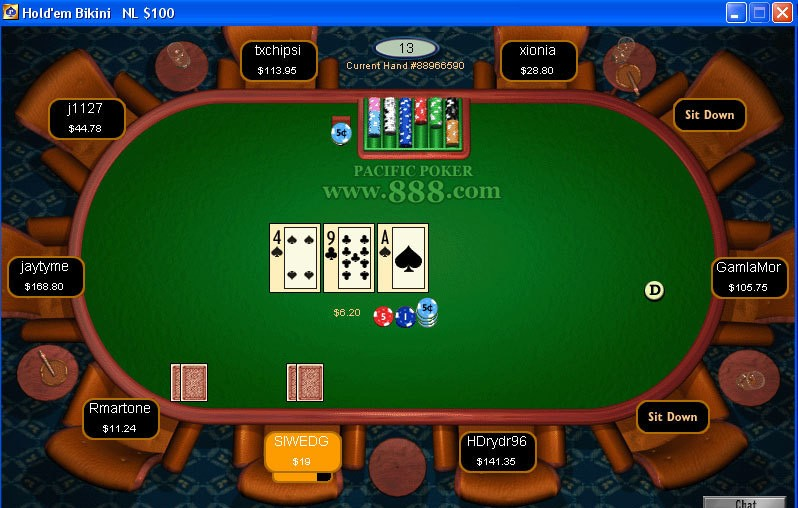 Play all of your favorite free online Poker games, including Poker: Texas Hold em (No Limit), Poker: Texas Hold em