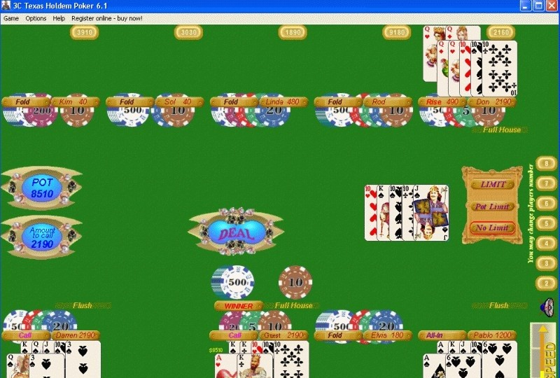 Plus poker