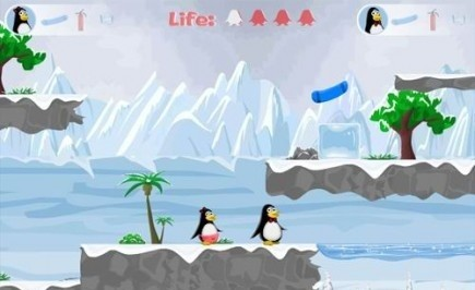 Penguin Wars polar bowler unlock code