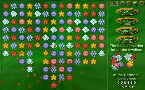 game flower power