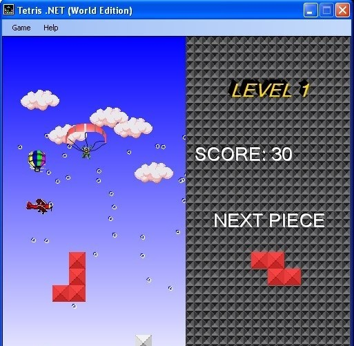 Tetris World michael jackson et