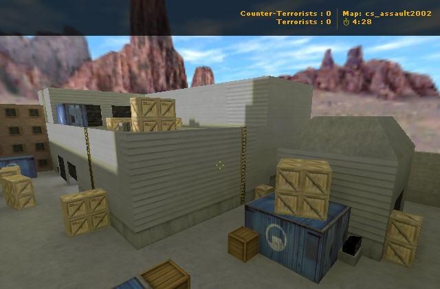 CS Maps: cs_assault2002