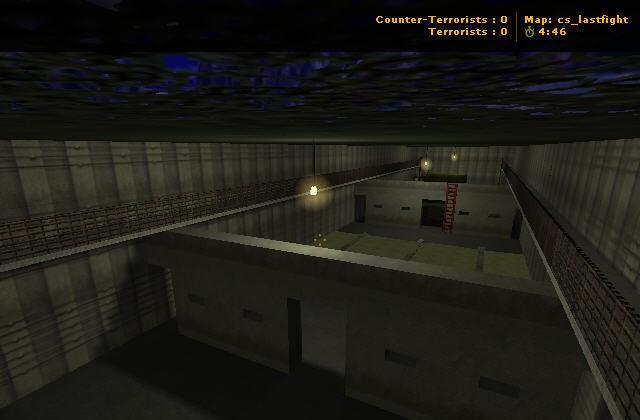 CS Maps: cs_lastfight