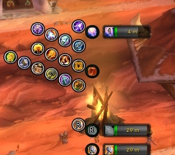 Screenshots - for WoW Addons: TotemManager TotemManager 4.12.0