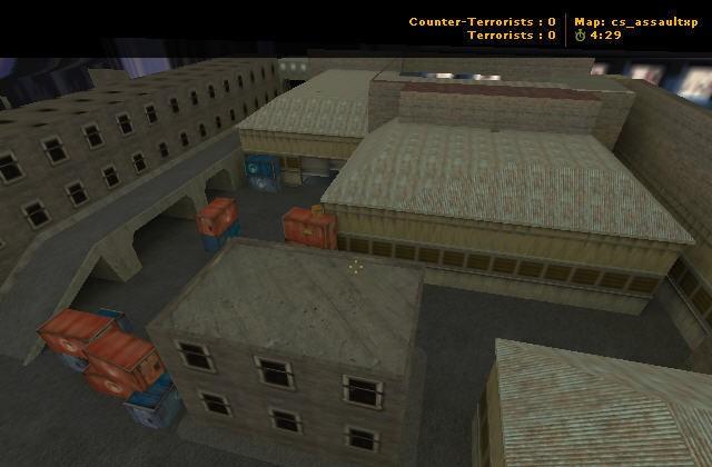 CS Maps: cs_assaultxp